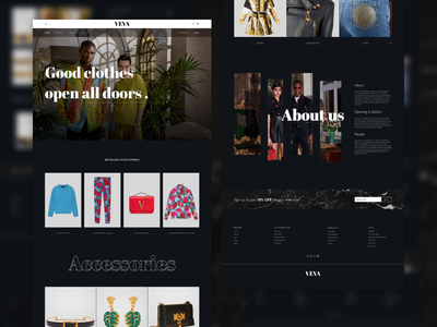 Fashion online store checkout page about page brand identity elegant ecommerce app uiux fashion online store shop online webdesign web graphic ecommerce dress design clothing brand boutique banner