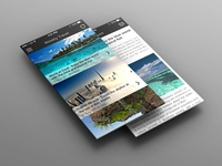 Travel Magazine Apps