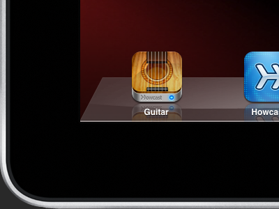 It's... ALIVE howcast guitar guitar app wood metal icon ipad iphone