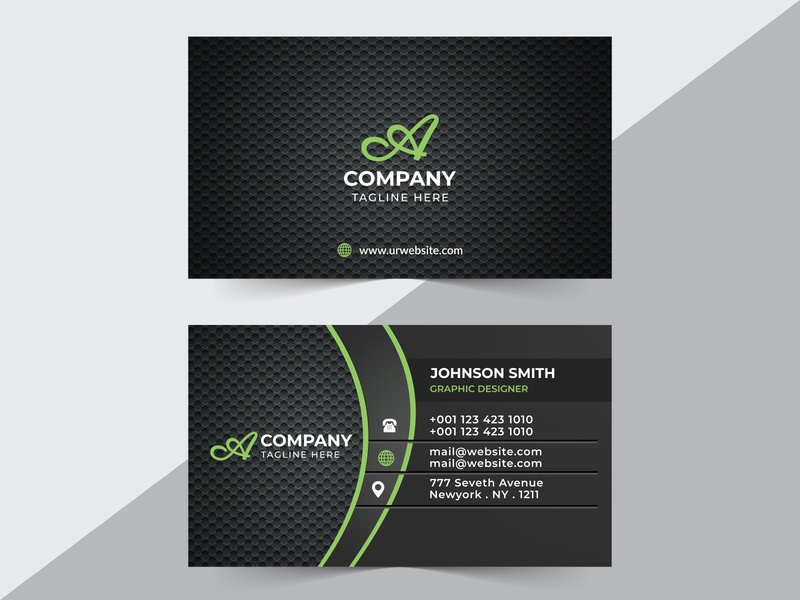 Free Business Card Designs Themes Templates And Downloadable Graphic Elements On Dribbble