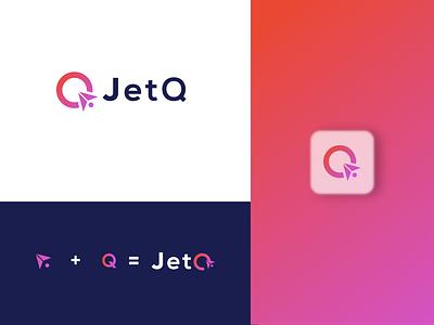 JetQ II Travel Agency LOGO freelancer travelagencylogo hotellogo logo illustration modern logo design graphic design flat design minimalist logo logodesignerforhire logodesigner branding