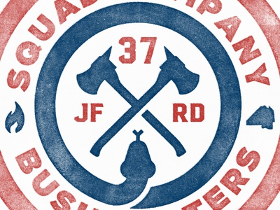 Fire Station 37: stamped