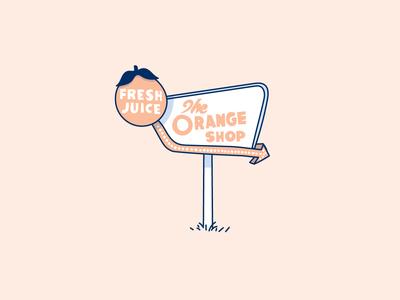 FloridaMan — The Orange Shop