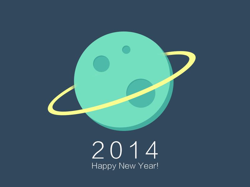 2014 Happy New Year 2014 happy new year design