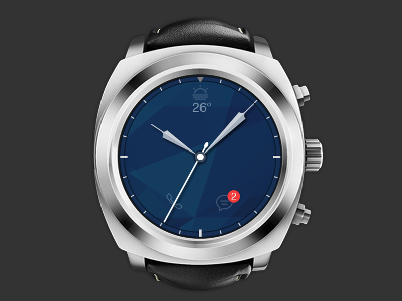 SmartWatch ui smart watch inferface