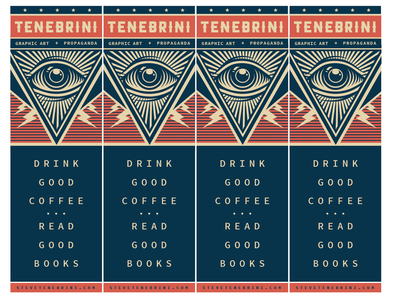 Personal ID system self promotion bookmark logo psychedelic branding americana pattern design illustration