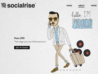 Socialrise's illustrations