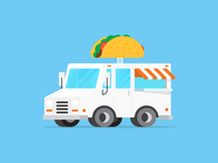 National Taco Day Truck