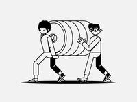 Keg Run 🍻🏃🏻♂️