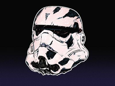 Imperial Stormtrooper imperial storm trooper star wars art starwars design art design characterdesign character art