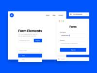 Framer Web kit - Form elements
