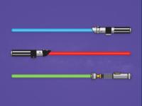 Skywalker Lightsabers