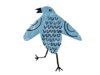 groovy bird