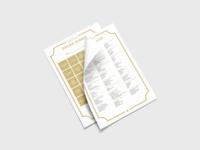 Oscar 2019 Ballot & Bingo – Free Download