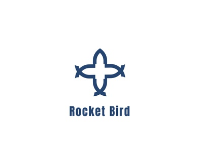 Rocket Logo - for sale illustration logo animation design branding