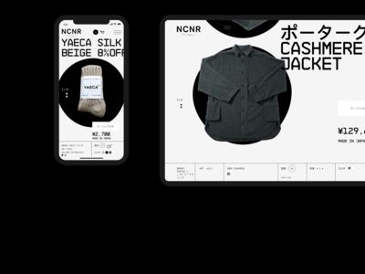 NCNR   Desktop + Mobile