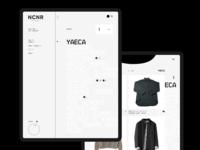 NCNR | Mobile Menu + Catalog