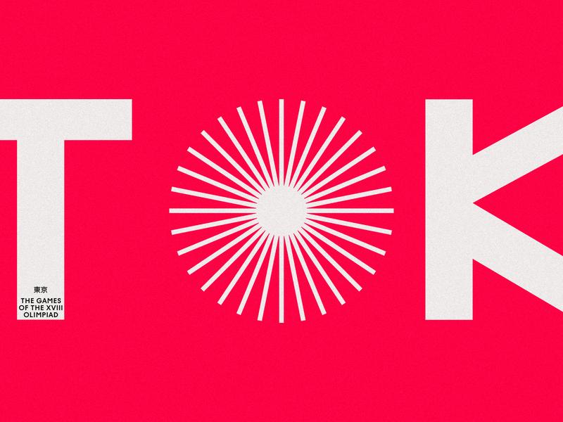TOKYO 1964 | Cover website typography branding illustration portfolio fullscreen webdesig clean minimal concept photo desktop webdesign design web creative ux ui