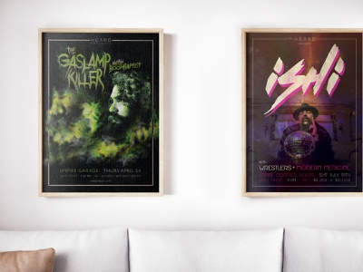 Music Posters graphic design music austin texas austin music posters