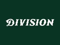 Division Baseball Logo