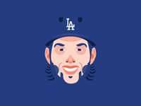 2017 World Series - Clayton Kershaw