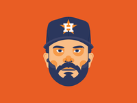 2017 World Series - Jose Altuve