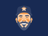 2017 World Series - Justin Verlander