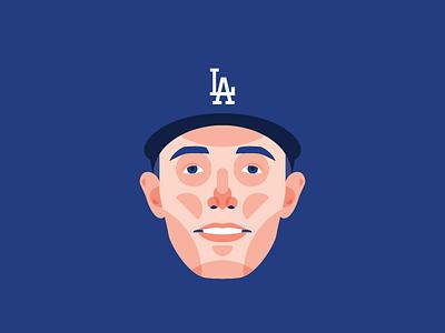 2017 World Series - Cody Bellinger mlb cody bellinger world series baseball