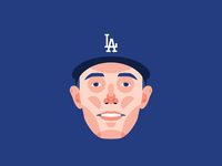 2017 World Series - Cody Bellinger