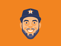 2017 World Series - George Springer