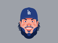 2017 World Series - Kenley Jansen