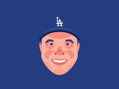 2017 World Series - Dave Roberts mlb dallas keuchel world series baseball