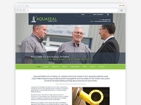 Aquaseal Website