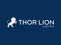 Thor Lion Logo Concept 1