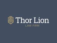 Thor Lion Logo Concept 2