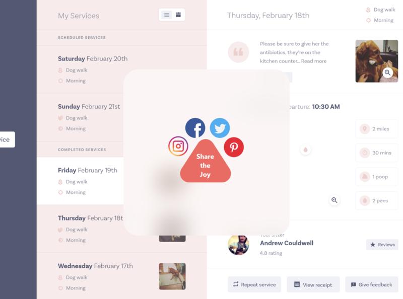 Social Share: Daily UI #10
