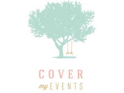 Cover My Events Logo branding logo