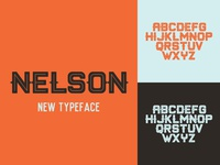 Nelson Typeface