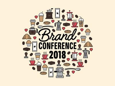 Brand Conference logo