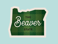 The Beaver State