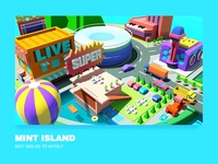 MINT ISLAND