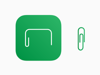 Evernote (Elephant) Icon