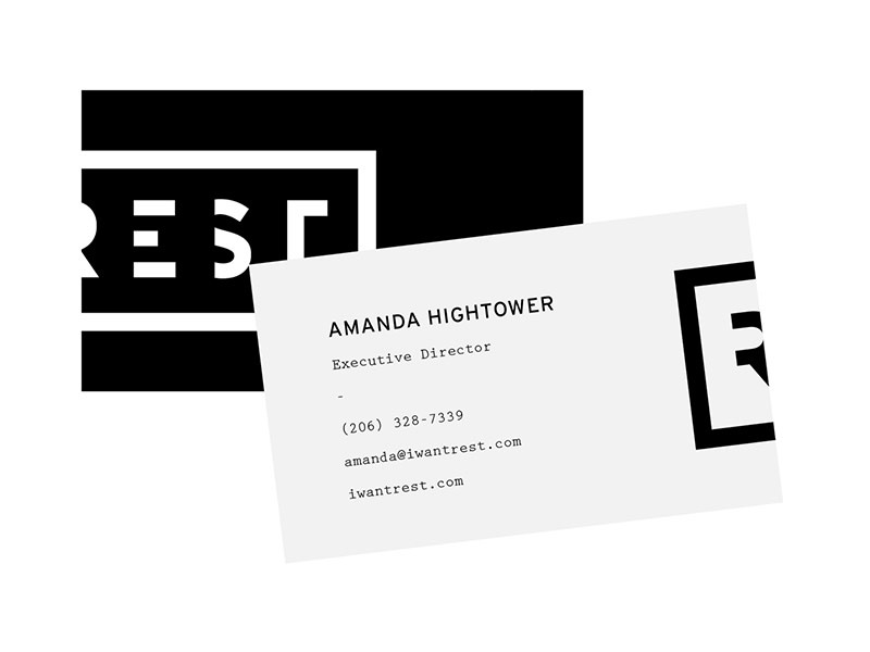 REST - Cards business cards
