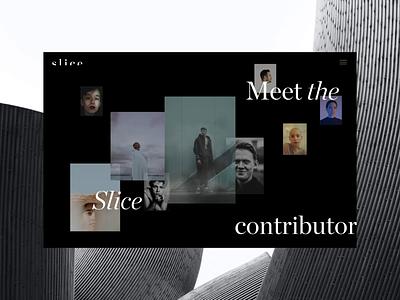 Website Design & Animation black layout webdesign branding design branding video ux screendesign animation ui website design website