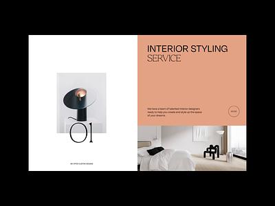 Facil / Website Design & Animation uidesign video layout ui web design animation