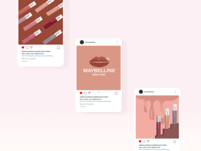Instagram Feeds graphic design icon animation instagram template instagram instagram post vector art branding illustrator illustration design