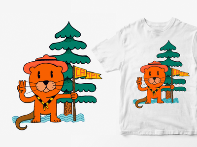 Summer Camp creative ceskus kids comic educational branding design logo photoshop character design children illustration illustration