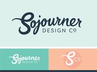 Sojourner Design Co Identity
