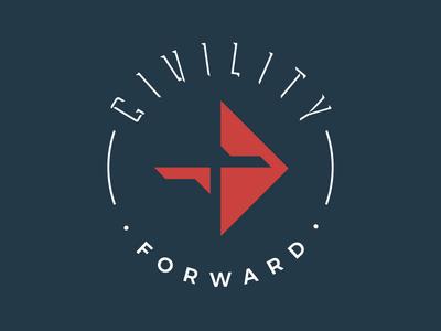 Civility Forward Branding