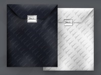 Silk Paper Cloth Package Concept